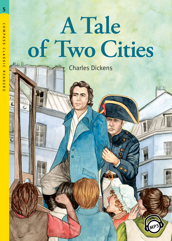 a tale of two cities literary A tale of two cities (1859) dickens uses the literary device anaphora, which is the repetition of a word or phrase over many lines (doubles).