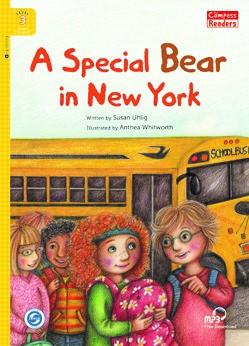 Special Bear in NY
