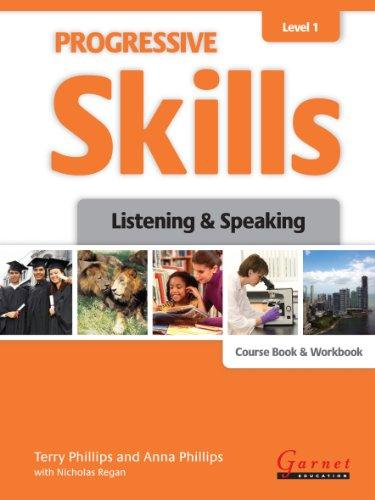 Progressive Skills in English: Listening & Speaking