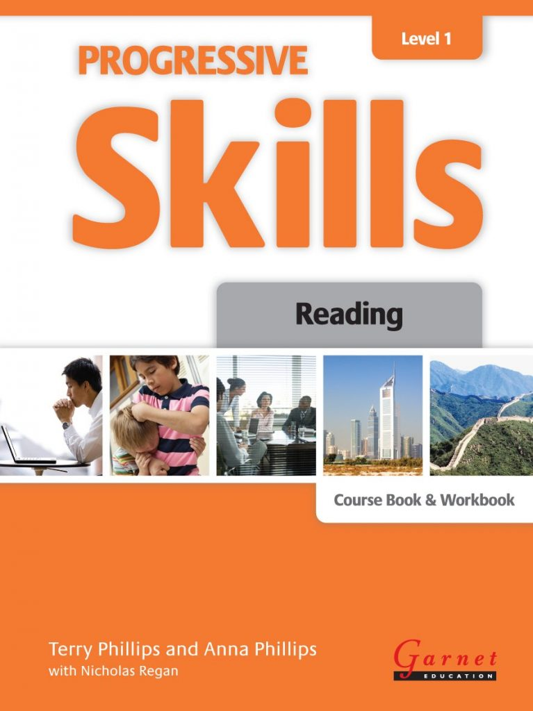Progressive Skills in English: Reading