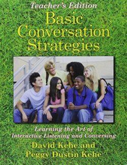 Basic Conversation Strategies