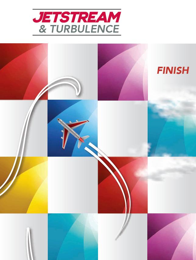 Jetstream & Turbulence board game