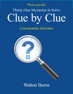 Clue by Clue Front Cover