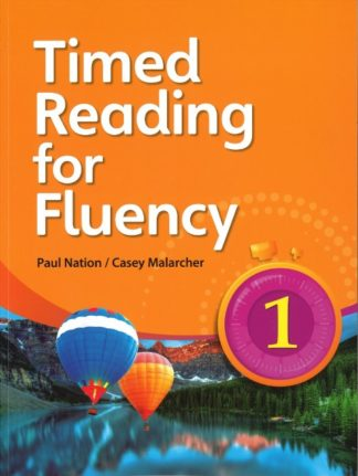 Timed Reading for Fluency