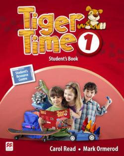 Tiger Time Series